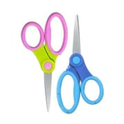 Westcott® 5 Pointed Tip Soft Handle Scissors, Assorted