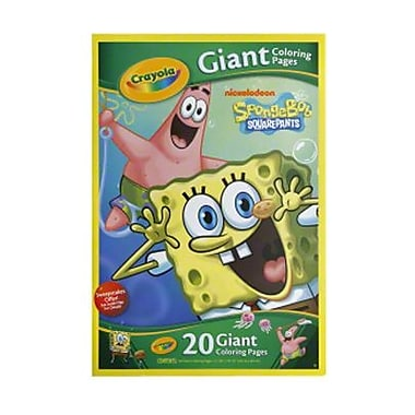 Crayola® Coloring Giant Book