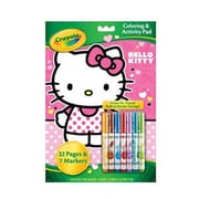 Crayola® Hello Kitty Coloring and Activity Pad
