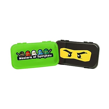 LEGO® Minifigure Pencil Case, Assorted