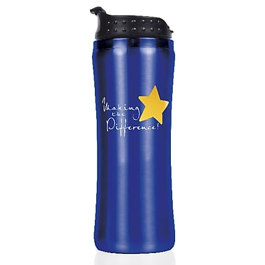 Baudville® Elite Travel Tumbler, Making the Difference