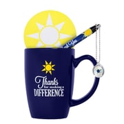 Baudville® Celebration Mug Gift Set, Thanks for Making a Difference