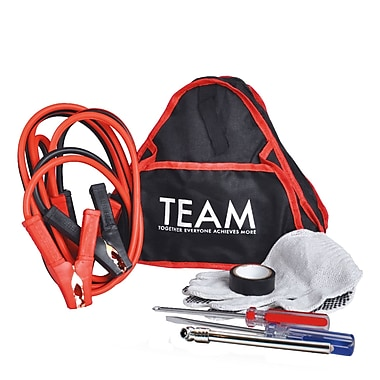 Baudville® Vehicle Safety Kit, T.E.A.M: Together Everyone Achieves More