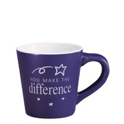 Baudville® Full-Color Coffee Mug, You Make the Difference
