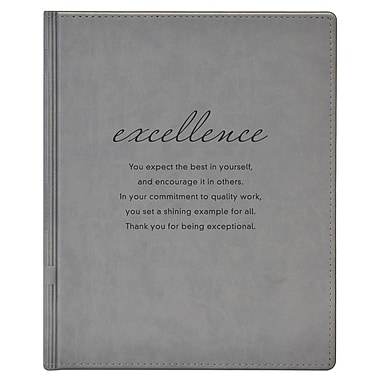 Baudville® Notepad Holder, Excellence