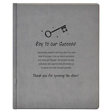 Baudville® Notepad Holder, Key to Success
