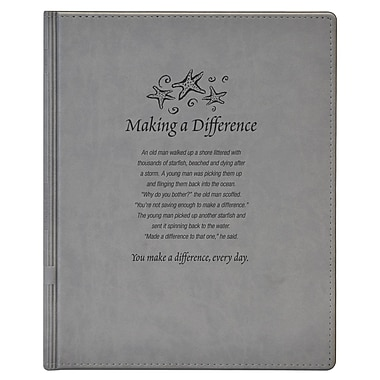 Baudville® Notepad Holder, Starfish: Making a Difference
