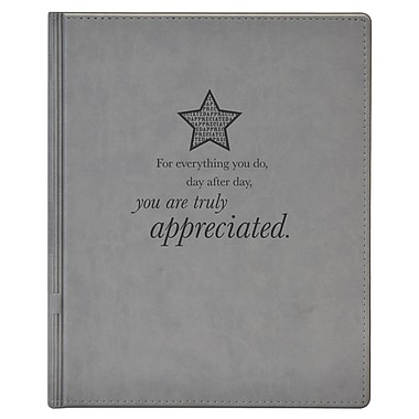 Baudville® Notepad Holder, You Are Truly Appreciated
