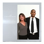 Baudville® Silver Photo Frame, Excellence