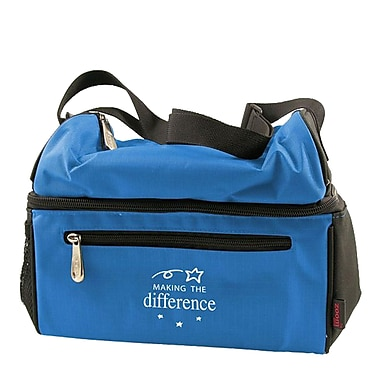 Baudville® Insulated Cooler Bag, Making the Difference