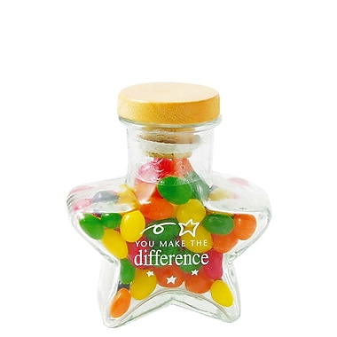 Baudville® Candy-Filled Glass Jars