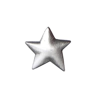 Baudville® Lapel Pin, Silver Star