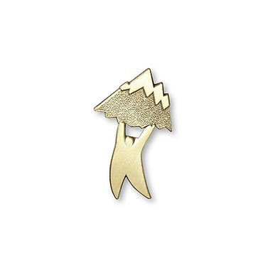 Baudville® Lapel Pin, Mountain Mover