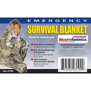 Ready America™ Emergency Survival Blanket