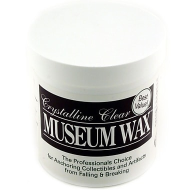 Ready America™ QuakeHOLD!™ 13 oz. Crystalline Clear Museum Wax