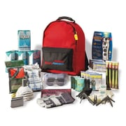 Ready America™ Grab 'N Go 4 Person 3 Days Backpack Deluxe Emergency Kit