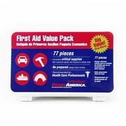Ready America™ First Aid Value Pack, 77 Piece