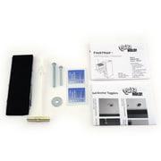Ready America™ QuakeHOLD!™ File Cabinet Fastener Strap, Black