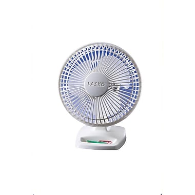 Lasko® 2002W 6in. Personal Fan, White