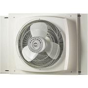 Lasko® 2155A 16 Electrically Reversible Window Fan, White