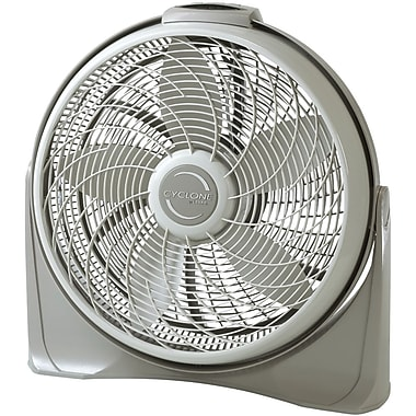 Lasko® 3542 20in. Remote Control Cyclone Fan, Gray