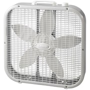 "Lasko® 3733 20"" Box Fan, White"