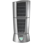 Lasko® 4910 Platinum Desktop Wind Tower Fan, Silver