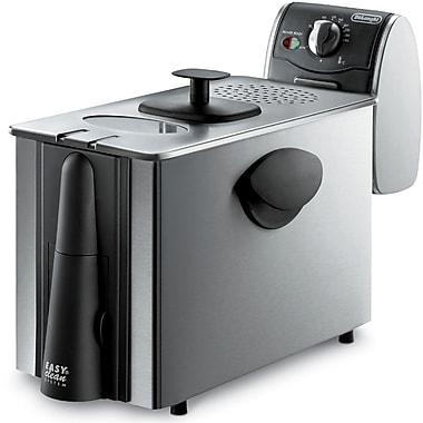 Delonghi 3 lbs. Dual Zone Deep Fryer