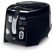 Delonghi 2.2 lbs. Roto Deep Fryer, Black