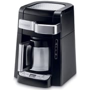 Delonghi DCF2210TTC 10 Cup Automatic Drip Programmable Coffee Maker, Black