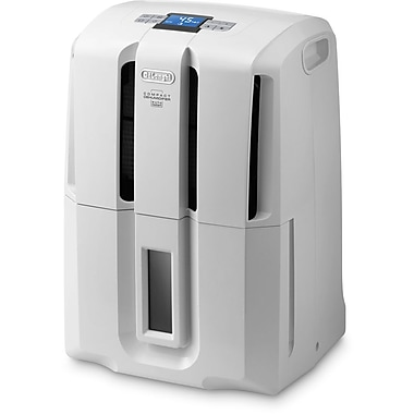 Delonghi DDSE30 Energy Star 30 Pint Portable Dehumidifier