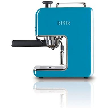 Delonghi Kmix DES02 15 Bar Pump Coffee Maker, Blue