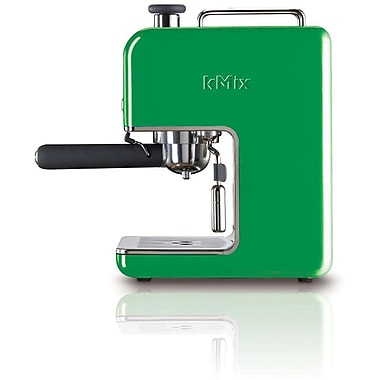 Delonghi Kmix DES02 15 Bar Pump Coffee Maker, Green
