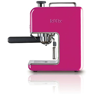 Delonghi Kmix DES02 15 Bar Pump Coffee Maker, Magenta