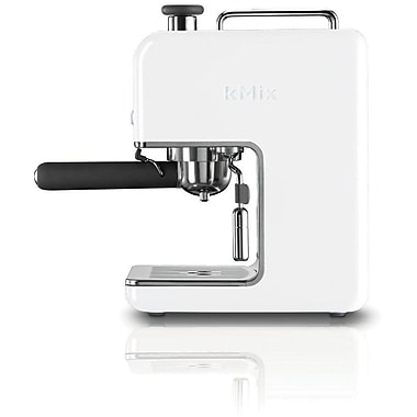 Delonghi Kmix DES02 15 Bar Pump Coffee Maker, White