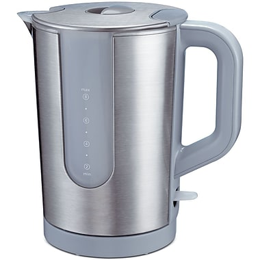 Delonghi DK350 7.25 Cup Electric Tea Kettle, Silver