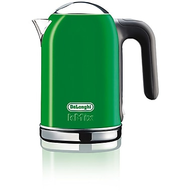 Delonghi DSJ04 1.6 Liter Electric Tea Kettle With Water Level Indicator, Green