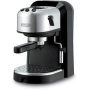 Delonghi EC270 15 Bar Pump Espresso/Cappuccino Maker, Black/Silver