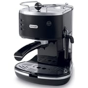 Delonghi ECO310 1 - 2 Cup Icona 15 Bar Pump Espresso Maker, Piano Black