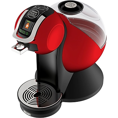 Delonghi Nescafe EDG716 1 Cup Dolce Gusto Creativa Coffee Maker, Red