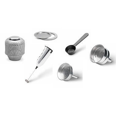 Delonghi EMK Alicia Moka Espresso Maker Accessory Kit