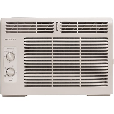 Frigidaire® FRA082AT7 8000 BTU Compact Window Mounted Air Conditioner With Mechanical Control, White