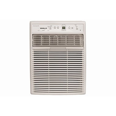 Frigidaire® FRA084KT7 8000 BTU Slider/Casement Window Mounted Air Conditioner, White
