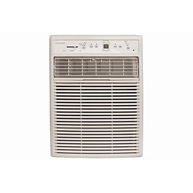 Frigidaire® FRA103KT1 10000 BTU Slider/Casement Window Mounted Air Conditioner, White