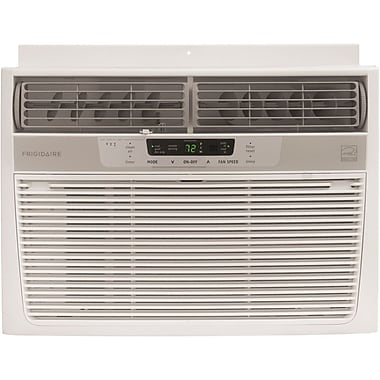 Frigidaire® FRA126CT1 12000 BTU Compact Window Mounted Air Conditioner W/Full Function T'Stat, White