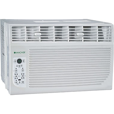 Hanover® E-Star 2 Window Mounted Air Conditioner With Control Remote, White