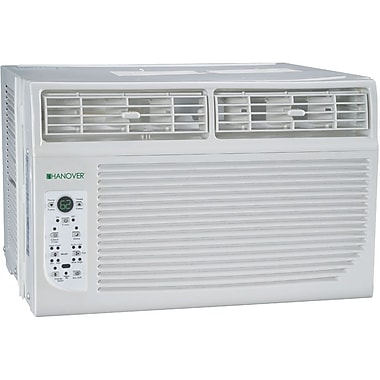 Hanover® HANAW10A 10000 BTU E-Star 2 Window Mounted Air Conditioner With Control Remote, White
