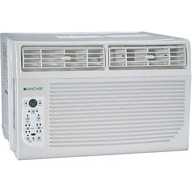 Hanover® HANAW10A 10000 BTU E-Star 2 Window Mounted Air Conditioner With Control Remote, White