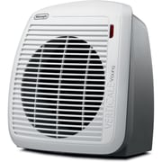 Delonghi HVY1030 750 - 1500 W Fan Heater, Gray/White