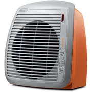 Delonghi HVY1030 750 - 1500 W Fan Heater, Orange